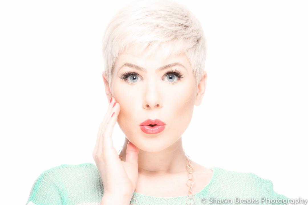 Headshot photo of Mia Kane by Shawn Brooks
