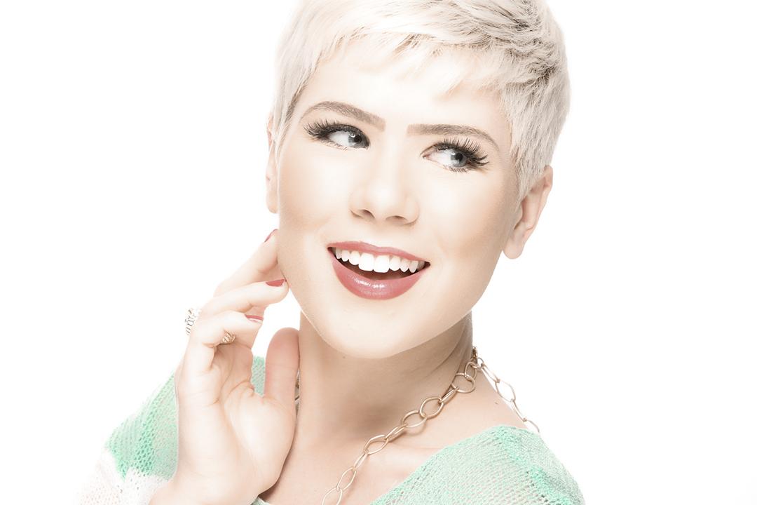Headshot photo of Model by Shawn Brooks Photography